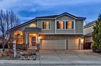 Highlands Ranch Single Family Home Active: 3135 White Oak Lane