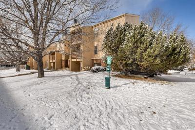 Denver Condo/Townhouse Under Contract: 7395 East Eastman Avenue #N102