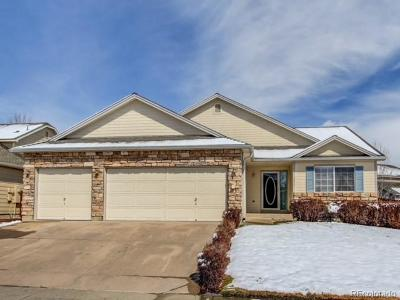 Parker Single Family Home Under Contract: 11293 Glenmoor Circle