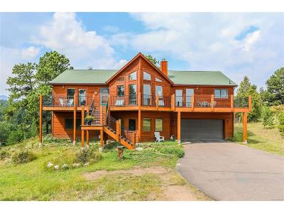 Park County Single Family Home Active: 821 Yellow Pine Drive