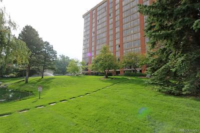 Englewood Condo/Townhouse Active: 1900 East Girard Place #308