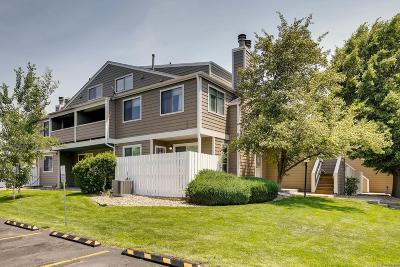 Denver Condo/Townhouse Under Contract: 8055 East Colorado Avenue #9
