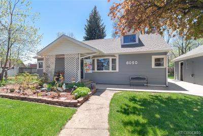 Arvada Single Family Home Active: 8050 West 50th Avenue
