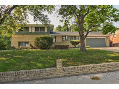 Northglenn Single Family Home Under Contract: 1124 West 101st Place