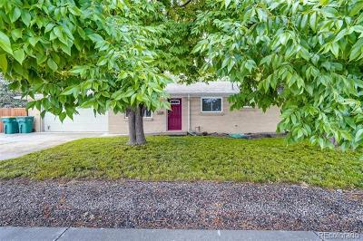 Arvada Single Family Home Active: 9805 Ridge Road
