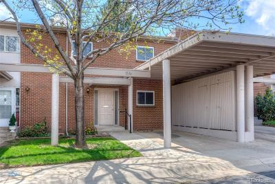 Boulder Condo/Townhouse Active: 1516 Chambers Drive