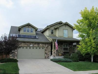 Arapahoe County Single Family Home Active: 25087 East Canal Place