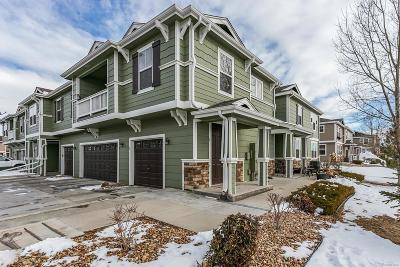 Parker Condo/Townhouse Under Contract: 9015 Apache Plume Drive #F