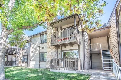 Aurora Condo/Townhouse Active: 1865 South Pitkin Circle #A