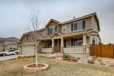 Brighton Single Family Home Active: 4649 Spinning Wheel Drive