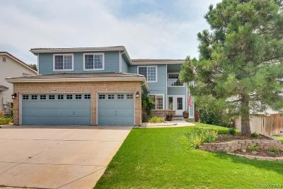 Highlands Ranch Single Family Home Active: 9150 Fox Fire Drive