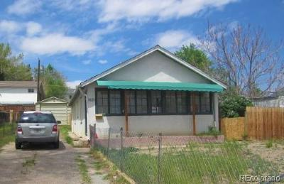 Pueblo Single Family Home Active: 1631 East 14th Street
