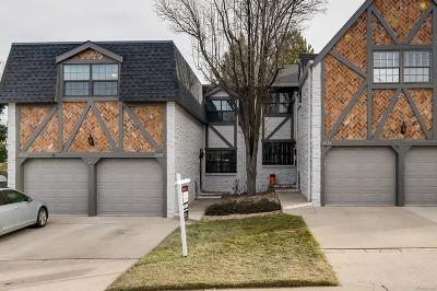 Denver Condo/Townhouse Active: 3526 South Ivanhoe Street