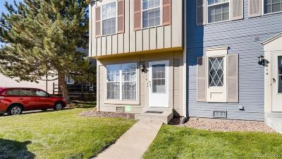 Colorado Springs Condo/Townhouse Active: 3416 Queen Anne Way