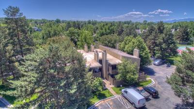 Niwot Condo/Townhouse Under Contract: 8050 Niwot Road #52