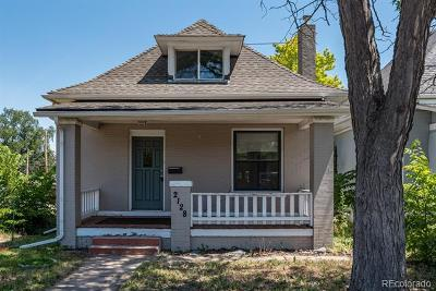 Jefferson Park Single Family Home Active: 2128 Federal Boulevard