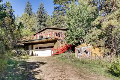 Littleton Single Family Home Under Contract: 9227 South Deer Creek Canyon Road