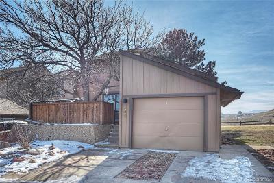 Boulder Condo/Townhouse Under Contract: 4242 Greenbriar Boulevard #31