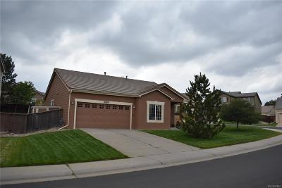 Highlands Ranch Single Family Home Active: 10009 Kingston Court