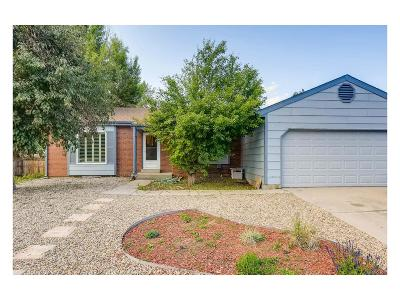 Centennial Single Family Home Under Contract: 17781 East Prentice Drive
