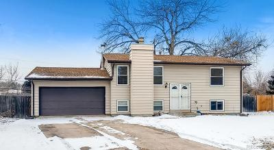 Arvada Single Family Home Active: 6812 West 79th Court
