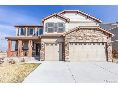 Castle Rock Single Family Home Active: 1798 McMurdo Trail
