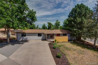 Littleton CO Single Family Home Active: $434,000