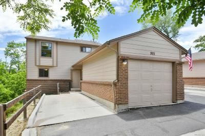 Golden Condo/Townhouse Under Contract: 901 Homestake Drive