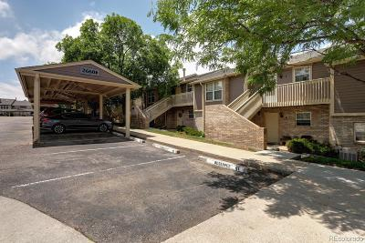 Centennial Condo/Townhouse Active: 2660 East Otero Place #2