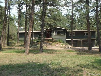 Colorado Springs Single Family Home Active: 4730 Shady Lane