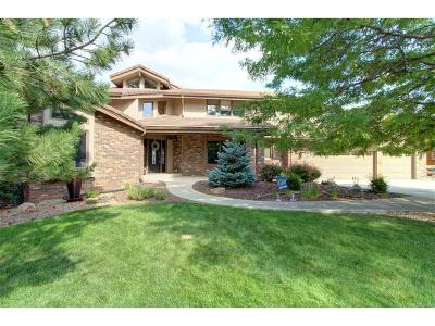 Littleton Single Family Home Active: 24 Mule Deer Trail