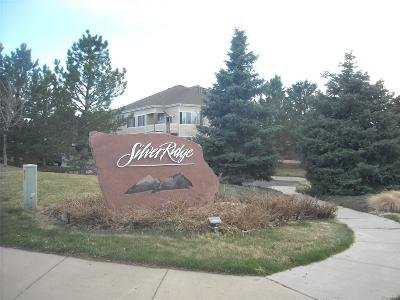 Aurora Condo/Townhouse Under Contract: 16828 East Gunnison Drive #7E
