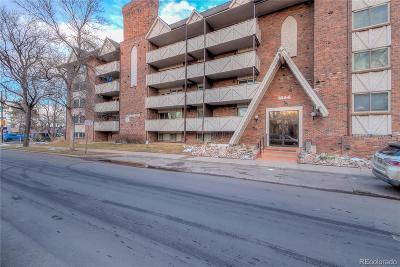 Condo/Townhouse Under Contract: 1366 Garfield Street #410