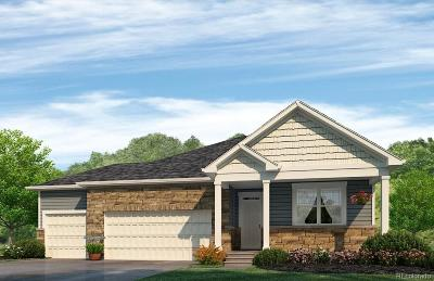 Parker Single Family Home Under Contract: 20886 Scenic Park Drive