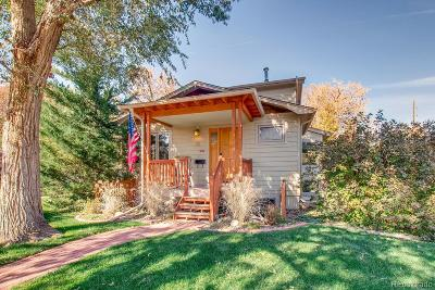 Lafayette Single Family Home Under Contract: 401 East Cannon Street