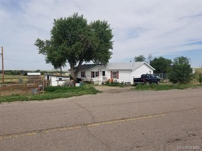 Arapahoe County Single Family Home Under Contract: 975 7th Avenue