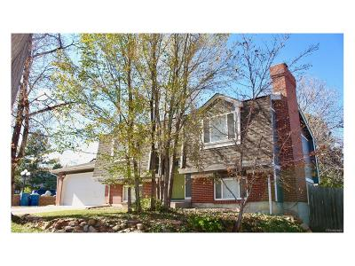Westminster Single Family Home Under Contract: 10531 Owens Street