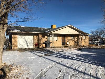 Arapahoe County Single Family Home Active: 591 South McDonnell Street