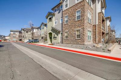 Castle Rock CO Condo/Townhouse Active: $283,000