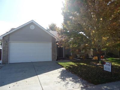 Firestone Single Family Home Under Contract: 742 McClure Avenue
