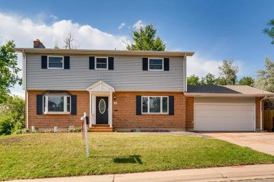 Centennial Single Family Home Under Contract: 957 East Davies Avenue