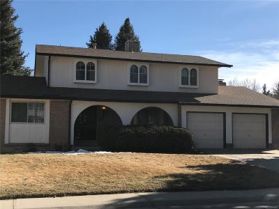 Arvada Single Family Home Under Contract: 12144 West 68th Place