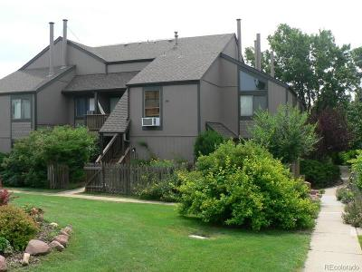 Boulder Condo/Townhouse Active: 3302 Cripple Creek Trail #1