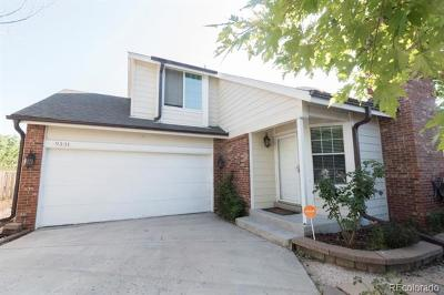 Highlands Ranch Single Family Home Active: 9331 Fernwood Court