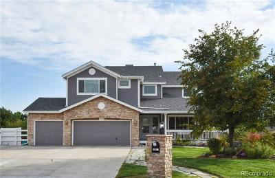 Arvada Single Family Home Under Contract: 15632 West 79th Place