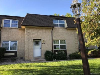 Littleton Condo/Townhouse Active: 3668 West Berry Avenue