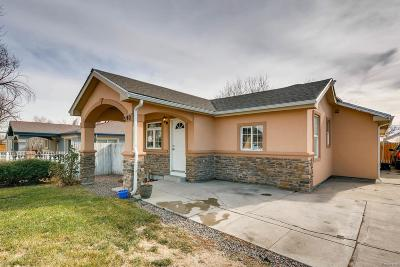 Denver Single Family Home Active: 3140 West Longfellow Place