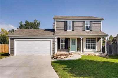 Lafayette Single Family Home Active: 815 Kimbark Street