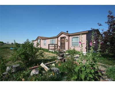 Hudson Single Family Home Active: 22425 Highway 52