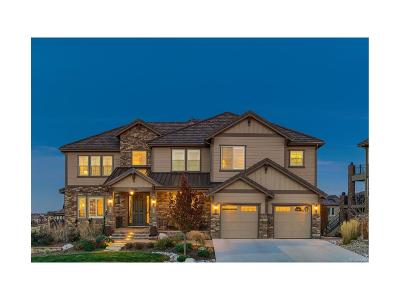Highlands Ranch Single Family Home Under Contract: 10824 Sundial Rim Road